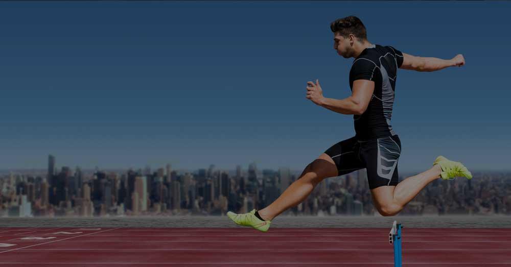François Lopez vous aide à vous préparer en athlétisme