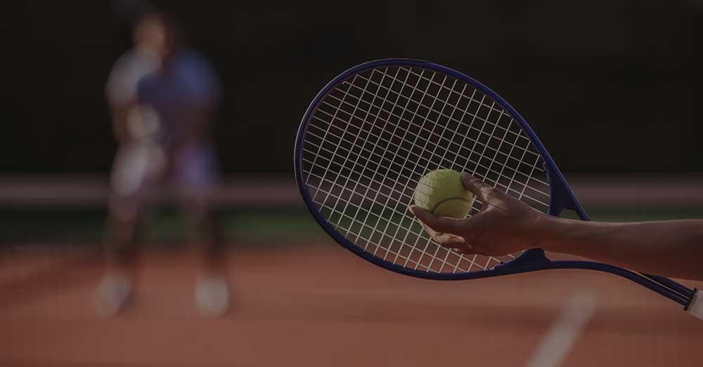 François Lopez suit les professionnels du tennis